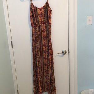 Forever 21 summer maxi dress